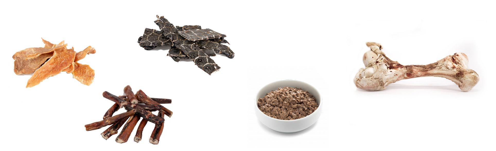 los mejores snacks naturales para perros